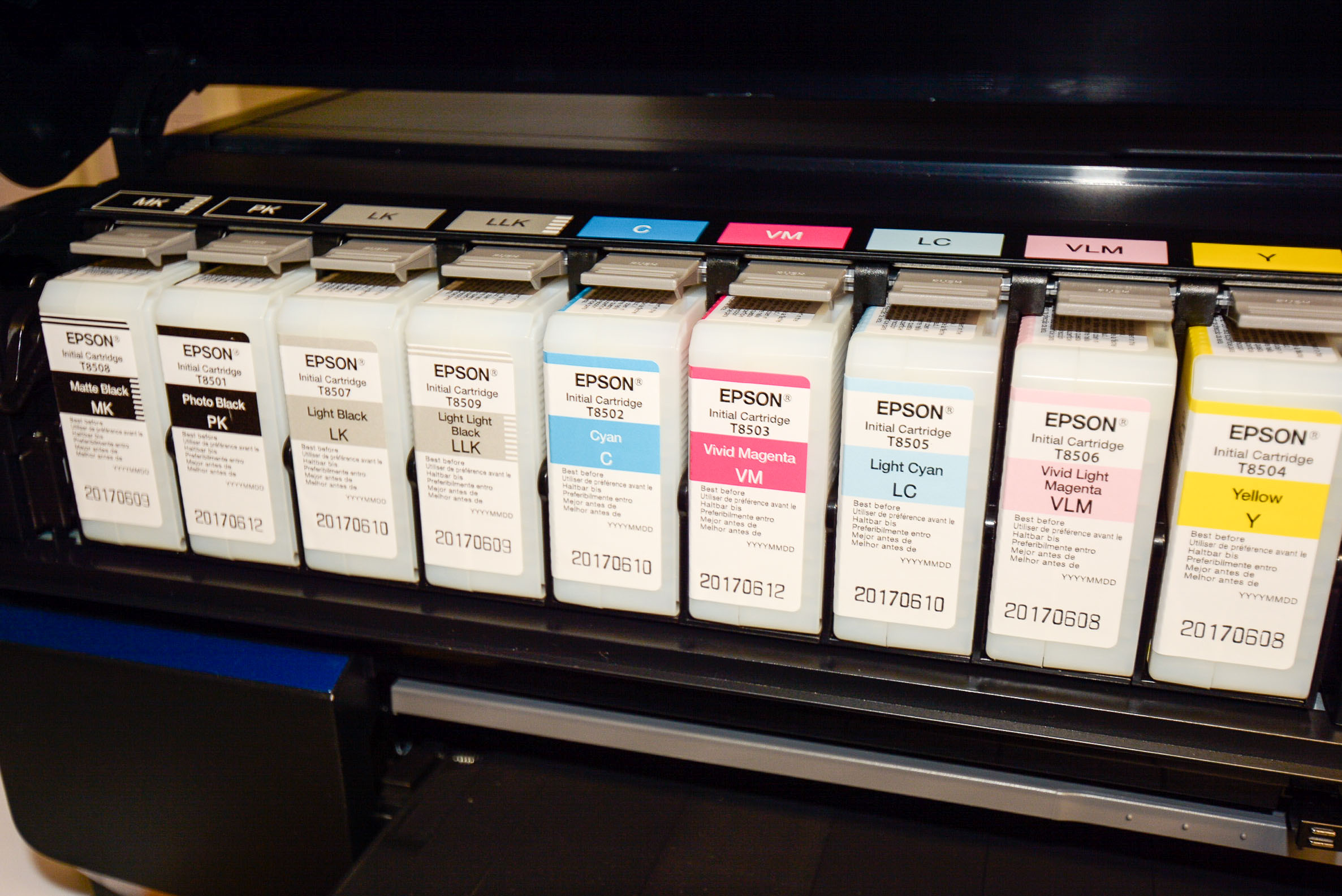 Drucken Fine Art Printing, Teil 6, Geräte.