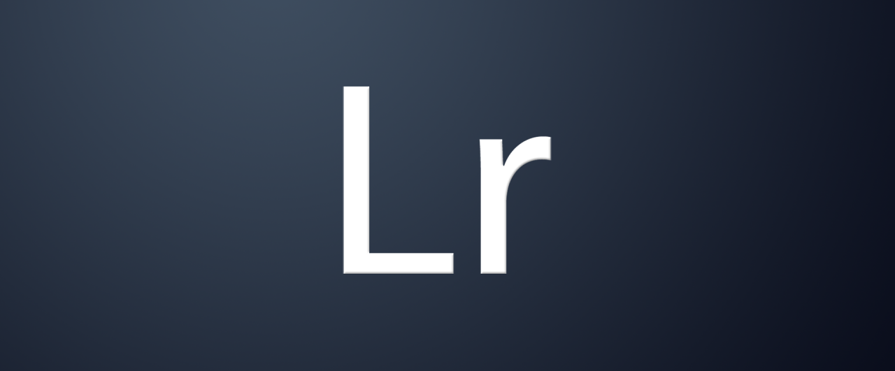 Lightroom 8.0, Master Update mit neuer Prozessversion.