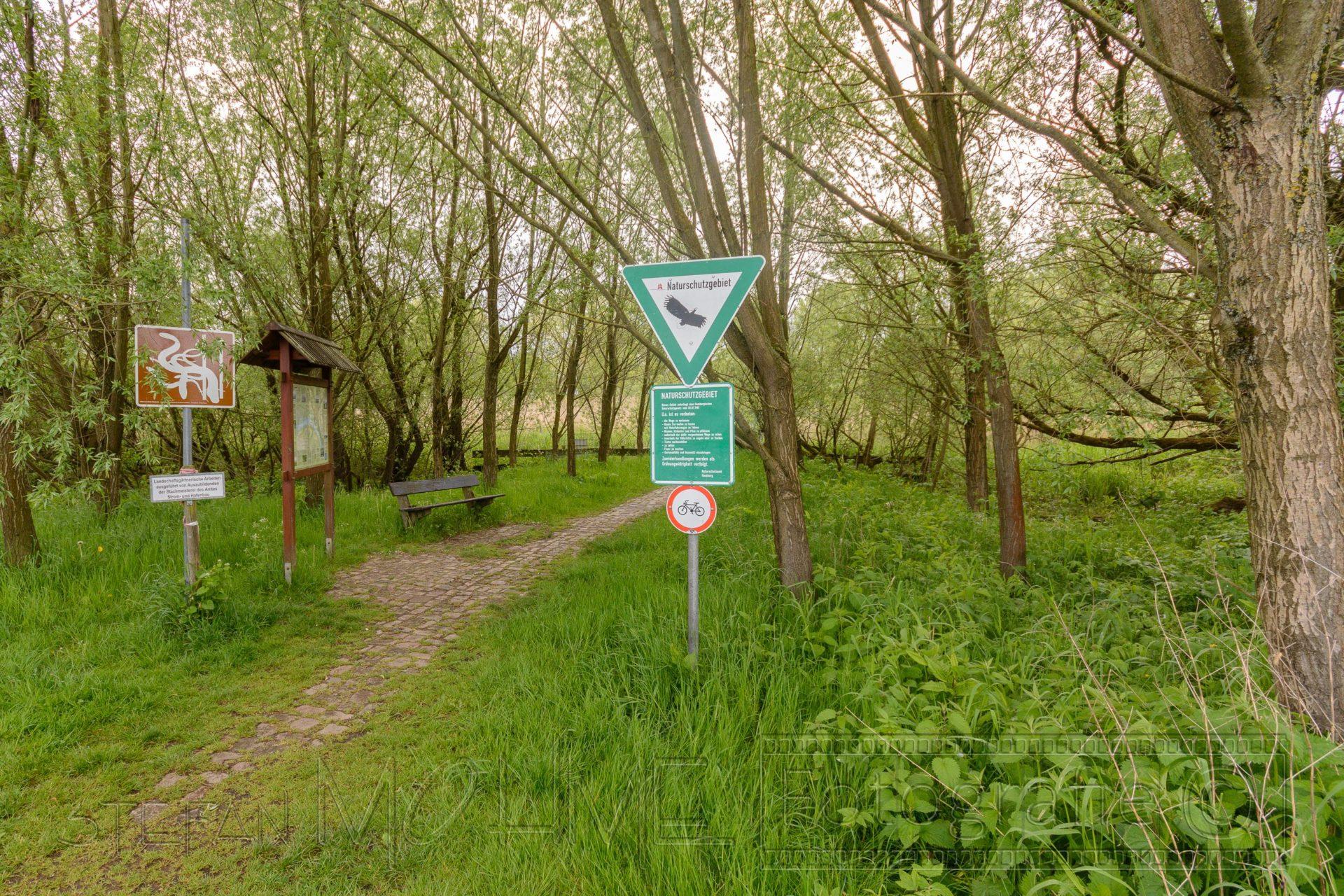 Naturschutzgebiet Heuckenlock, Hamburg Moorwerder.