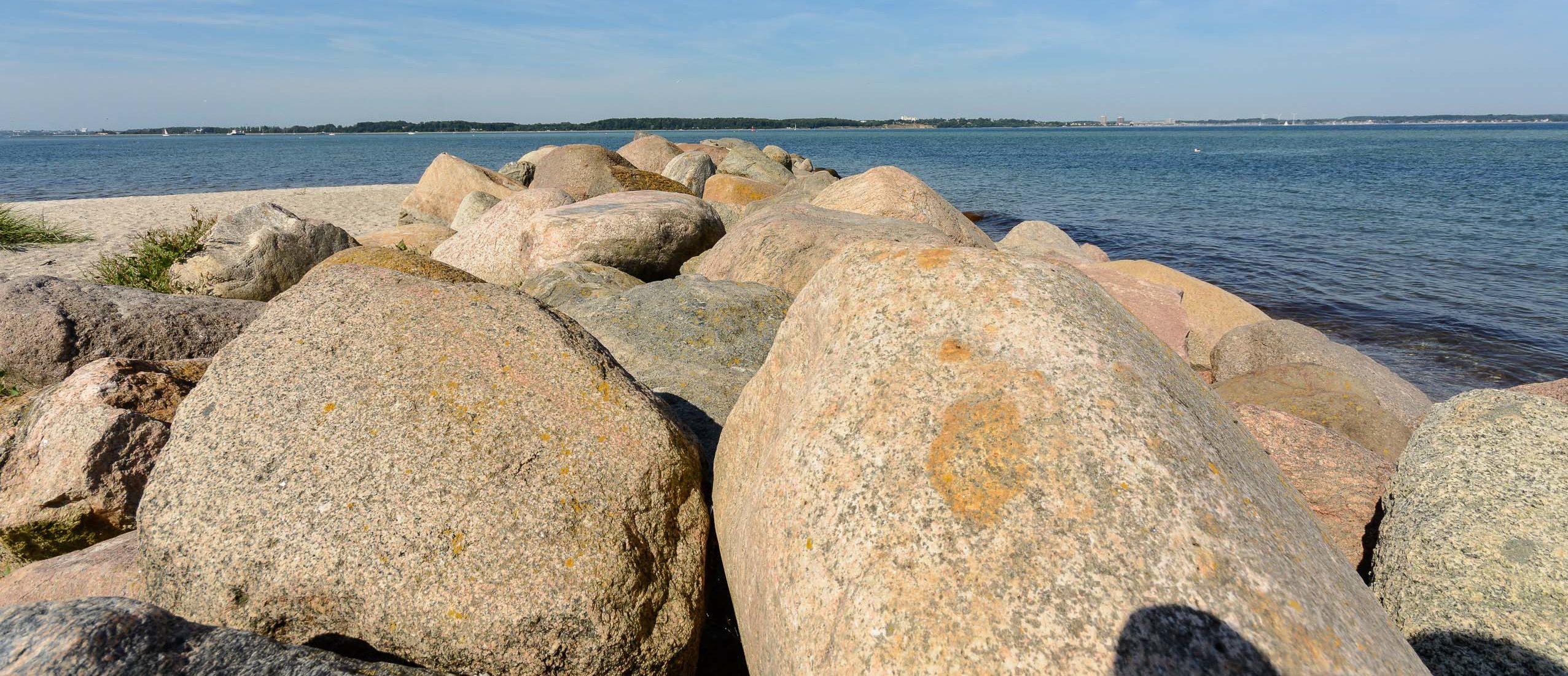 Felsen,Steine,meer,ostsee Urlaub