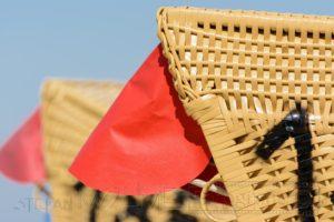 Strandkorb,details,nahaufnahme,korb, geflochten,struktur,farbe,rot