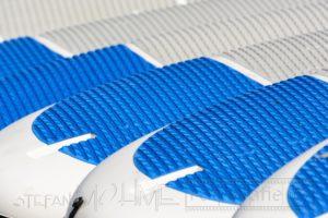 Surfboard,weiss,blau,details,nahaufnahme,strand,sommer