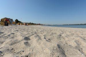Strand,ostsee,sand,sommer,wasser,strandkoerbe