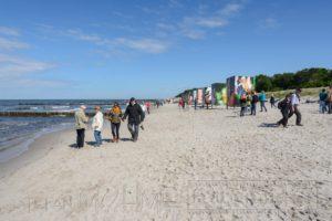 Zingst,strand,himmel,blau,menschen,festival,foto