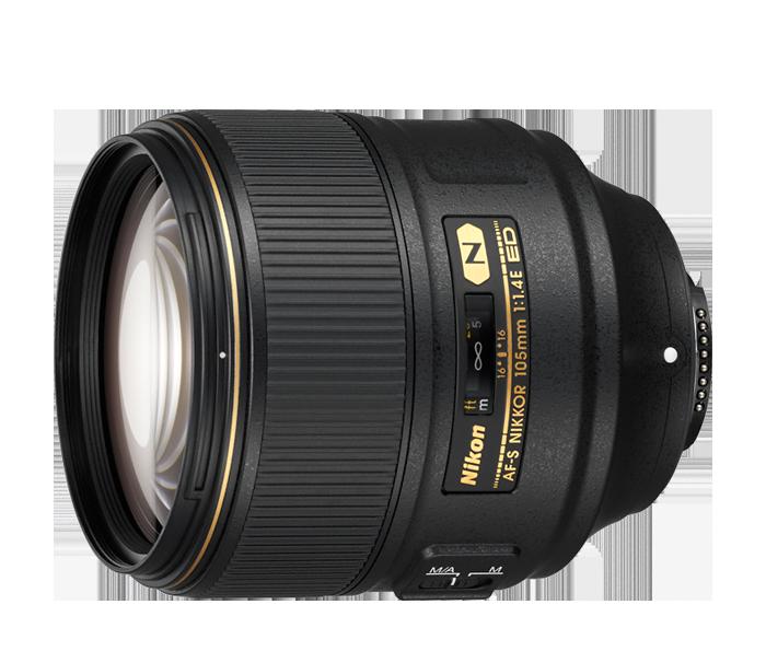 """Nikon stellt mit dem Nikon AF-S 105 mm, neue """"Bokeh""""-Maschine vor."""