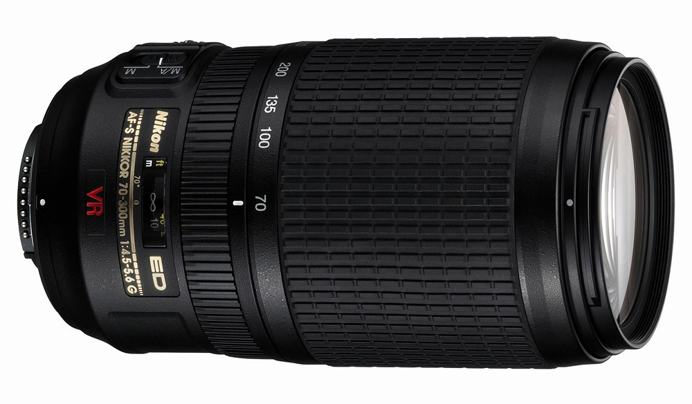 Nikon AF-S NIKKOR 300mm 1:4E PF ED VR vs. Nikon AF-S VR Zoom 70–300mm 1:4,5–5,6G IF-ED.