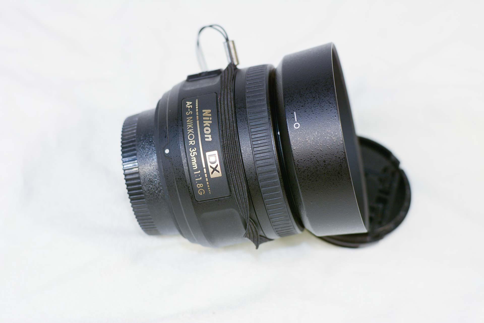 Nikkor 35mm 1:1,8G AF-S DX, meine Erfahrungen.