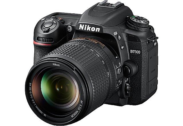 Nikon stellt D7500 vor