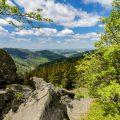 Harz,ausblick,natur,weitsicht,himmel,landschaft,wolken