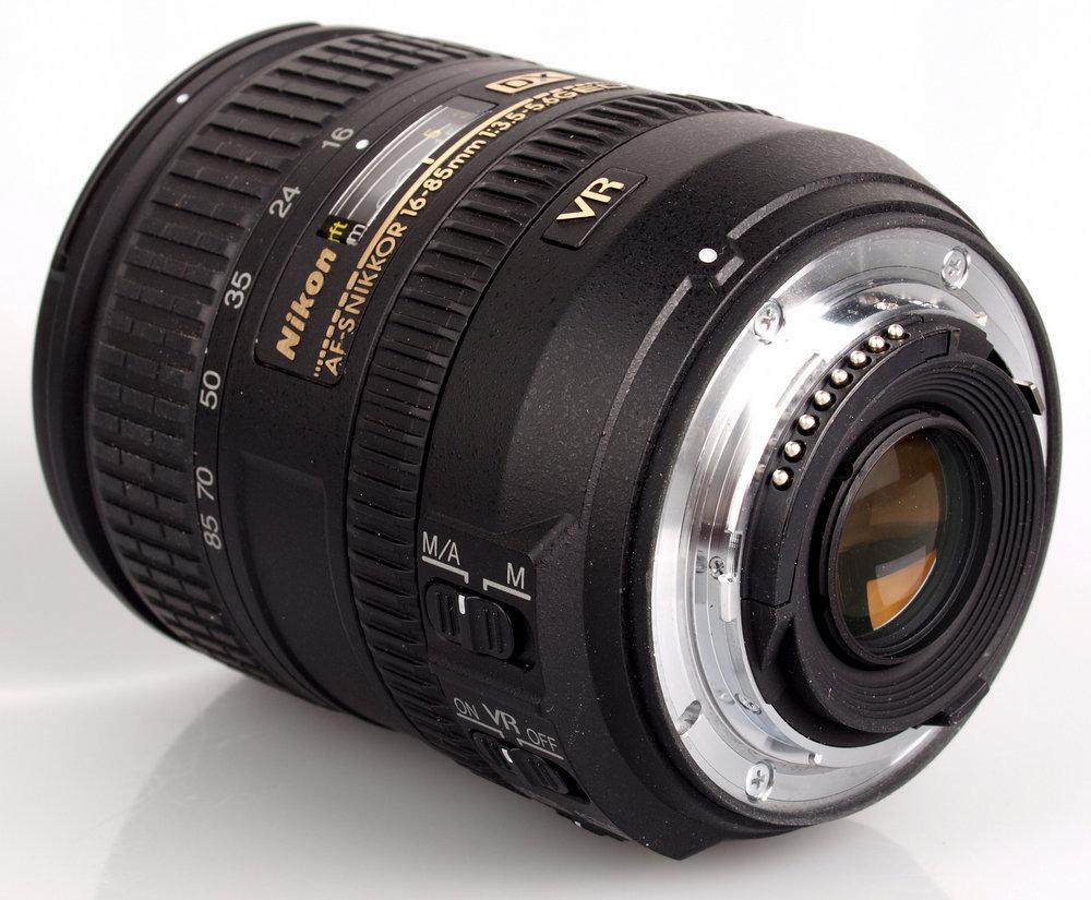 Nikon AF-S D DX 16 – 85mm F/3,5-5,6 ED VR meine Erfahrungen