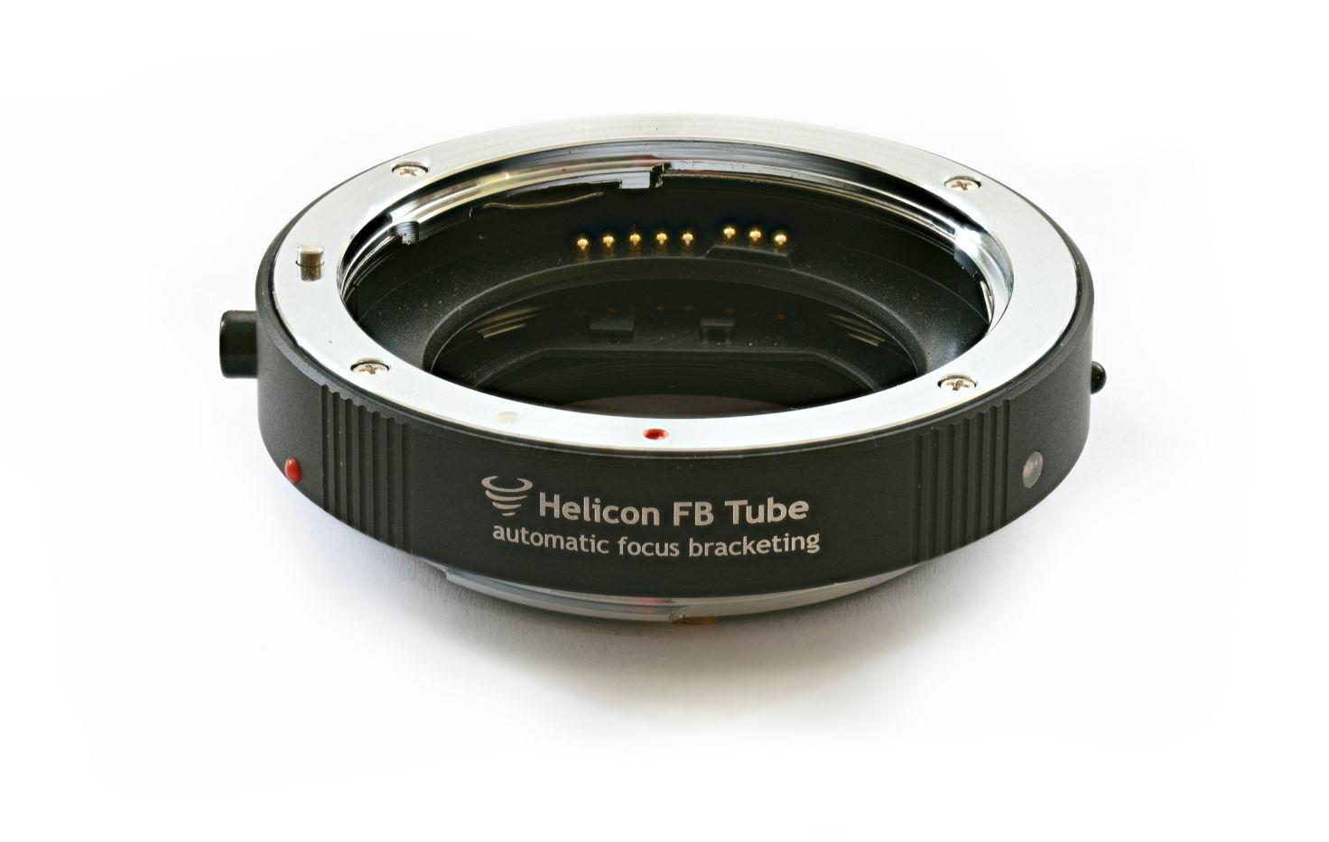 Helicon FB Tube, neues Macro Zubehör.