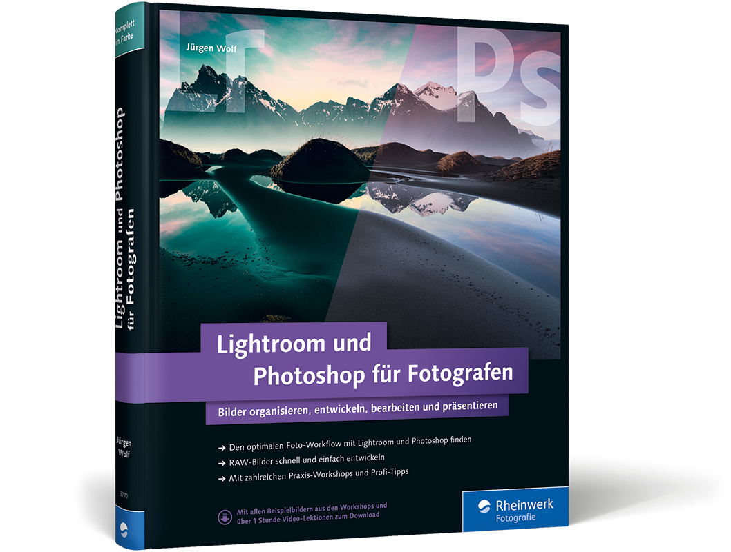 "Buchrezension; ""Lightroom & Photoshop für Fotografen"""