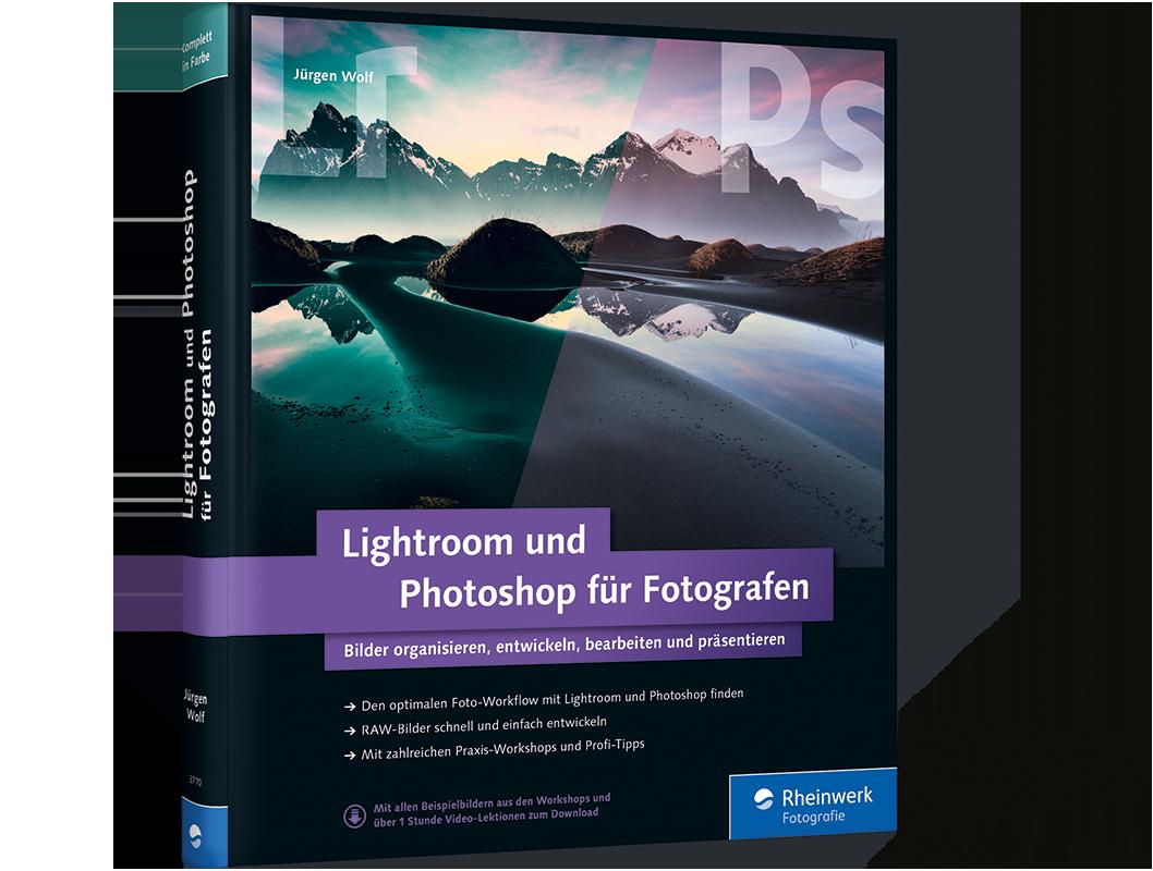 """Buchrezension; """"Lightroom & Photoshop für Fotografen"""""""