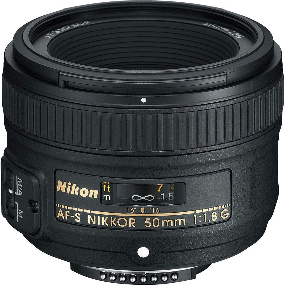 Festbrennweite Nikon