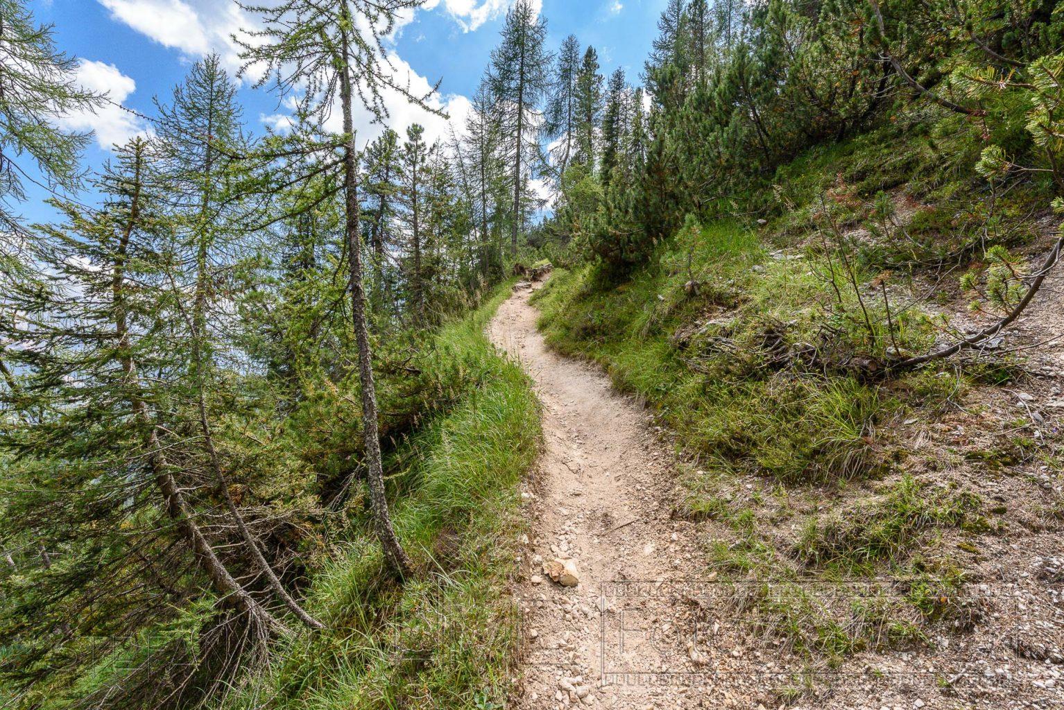 Die Dolomiten, ein Wanderparadies!