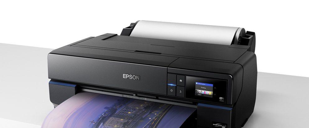 Meine Erfahrungen mit Epson`s Rollenpapierhalter für den SC P800.