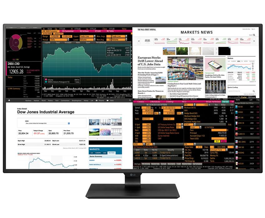 LG 43UD79-B Riesen Monitor, wenn es einfach groß sein muss!