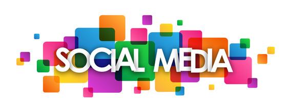 social media, bunt,farbe