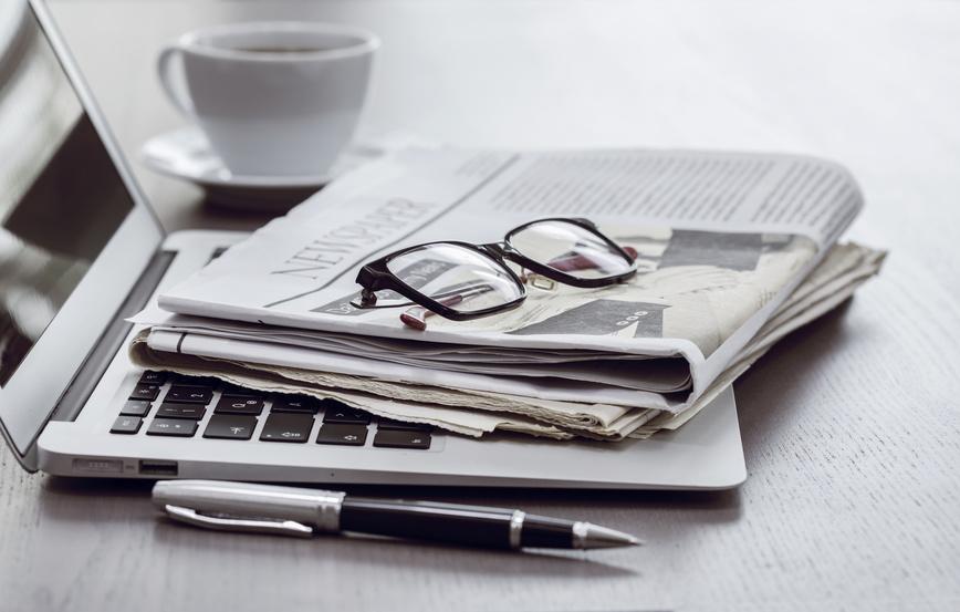 Zeitung,newspaper,nahaufnahme,brille,stift,pc,computer