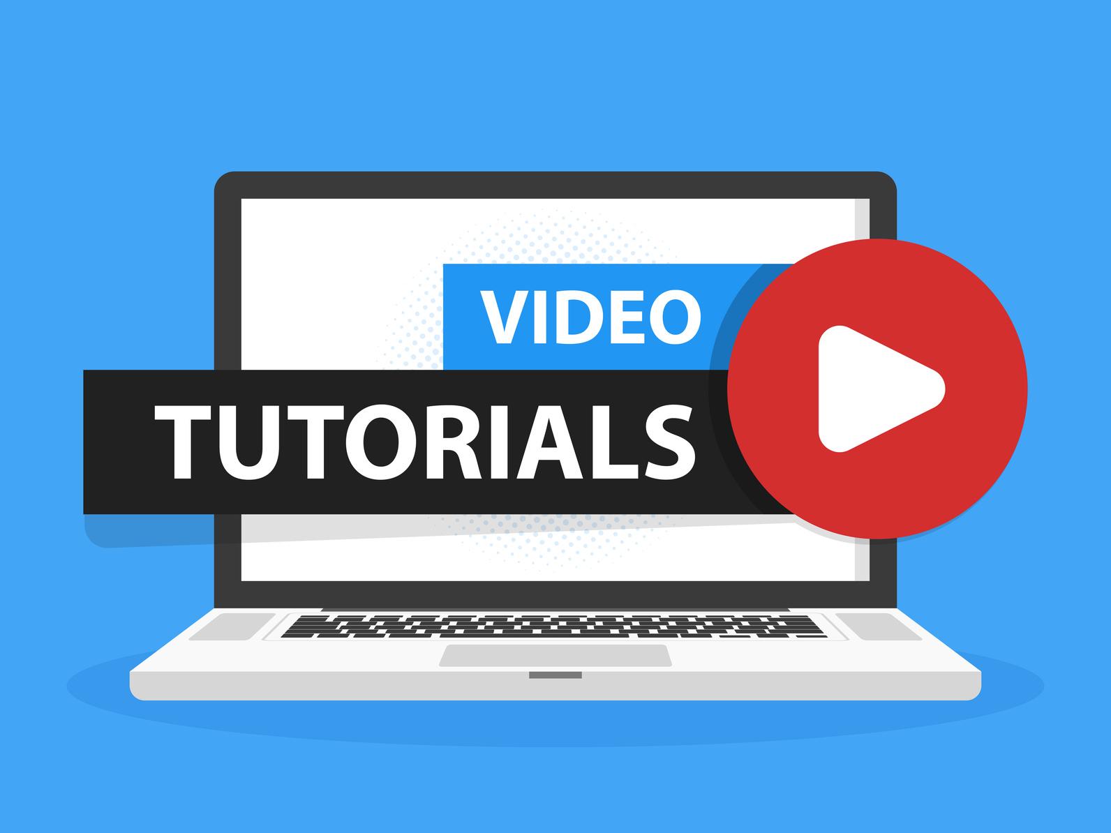 Video,tutorial,computer