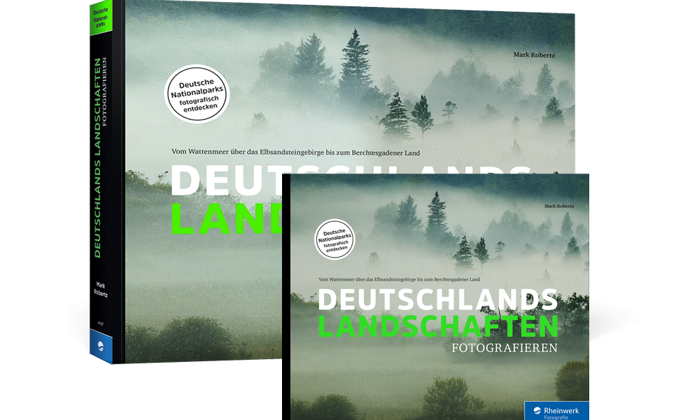 "Buchrezension; ""Deutschlands Landschaften Fotografieren""."