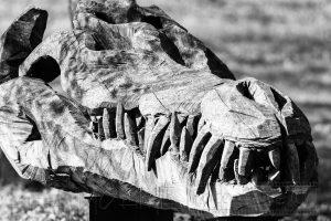 Krokodil,skulptur,holz,details,nahaufnahme