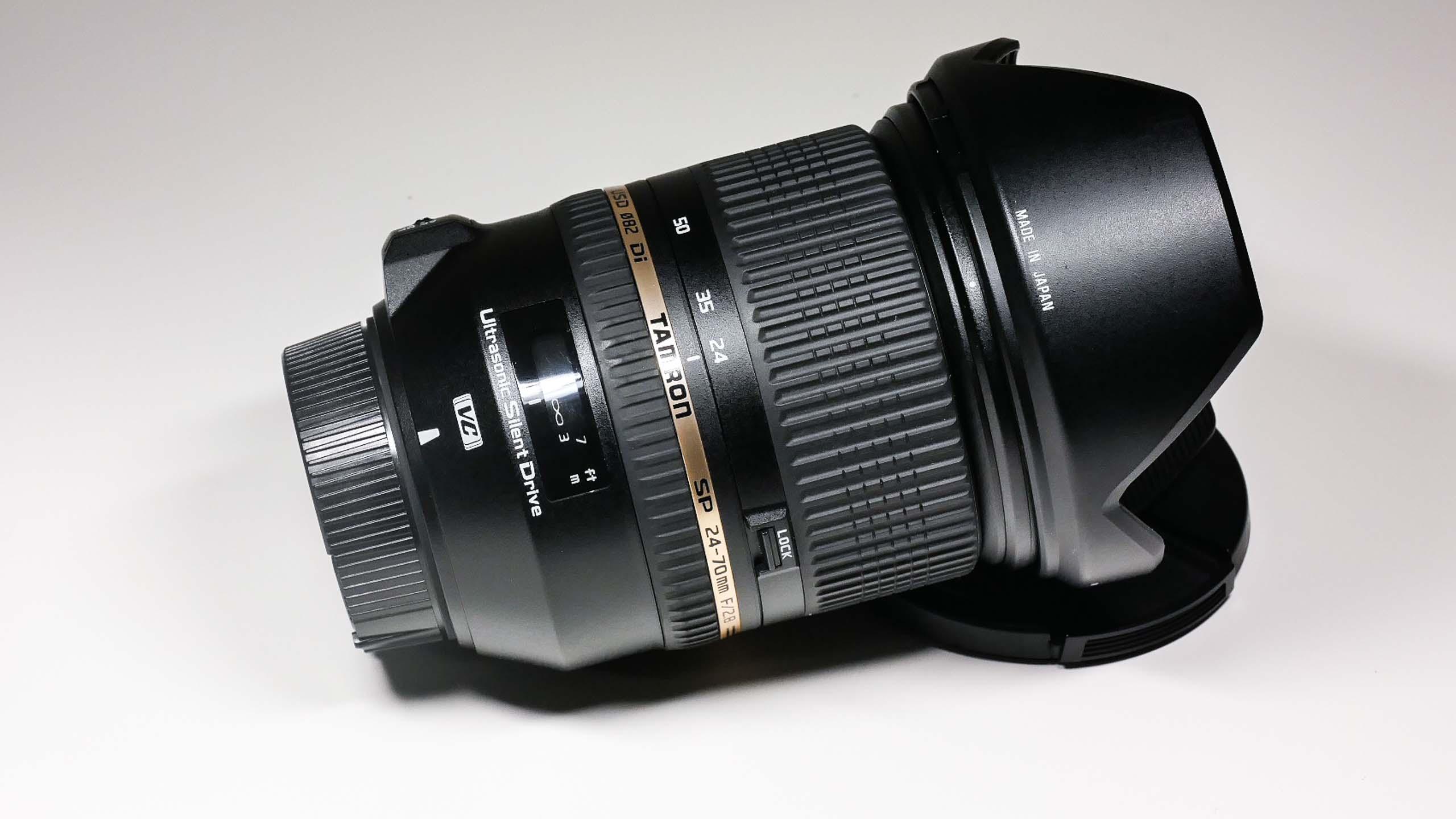 Tamron SP 24-70mm f/2.8 VC USD, meine Erfahrungen.