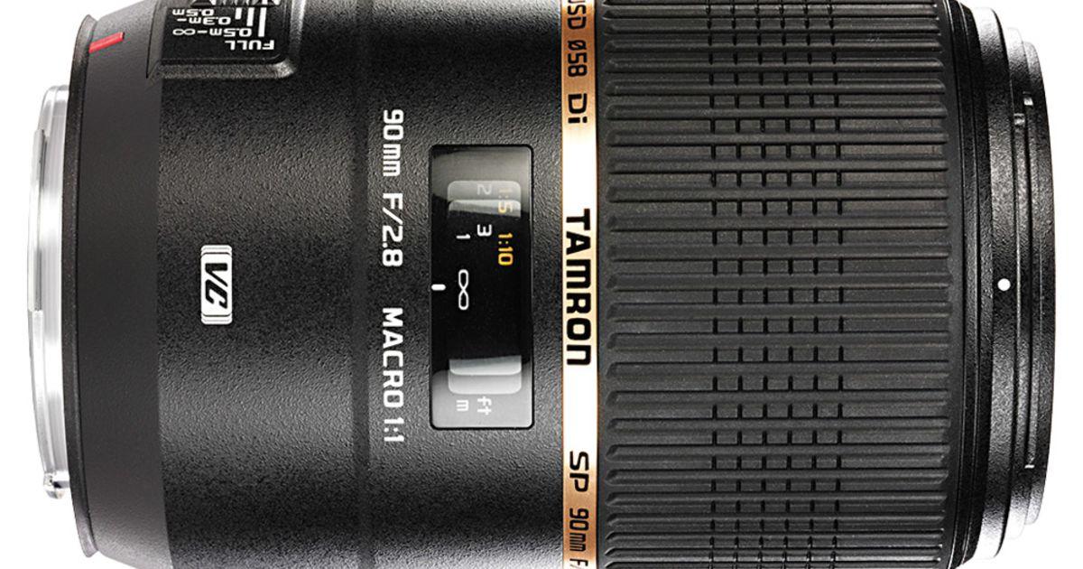 Tamron 90mm 1:2,8 SP Di VC USD Makro, meine Erfahrungen.