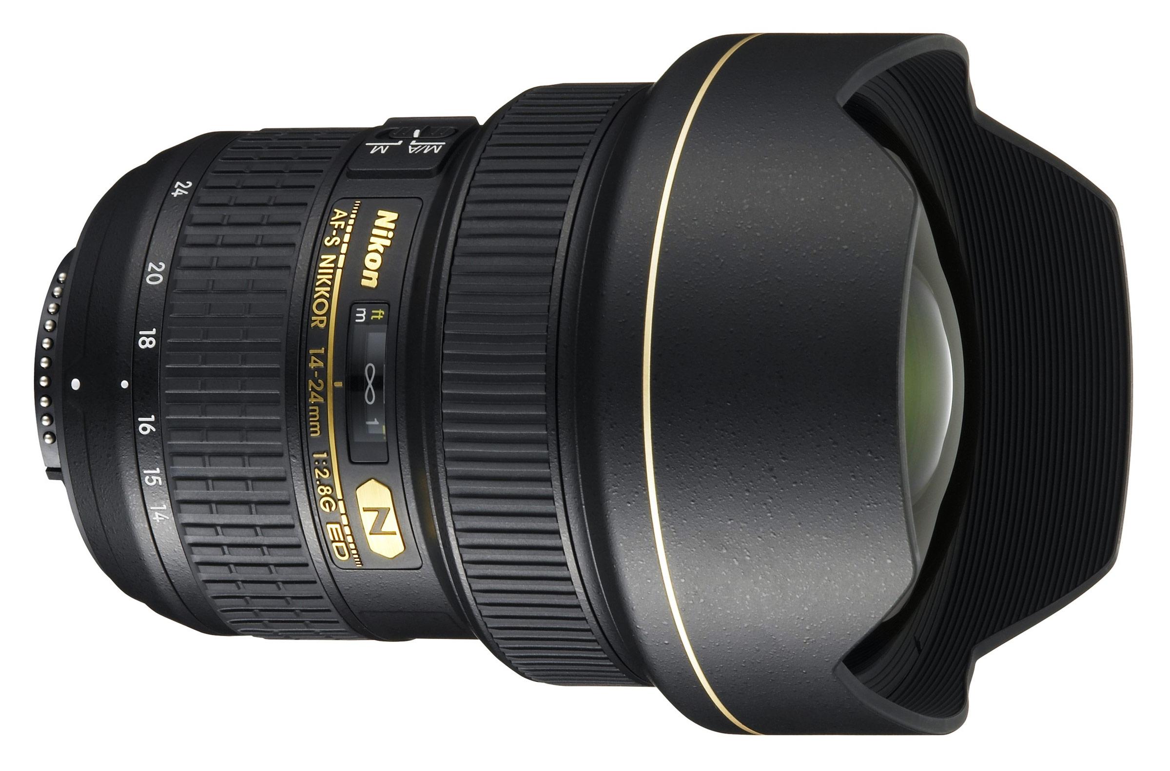 Vorstellung Superweitwinkelzoom Nikon 14-24mm f/2.8G ED.