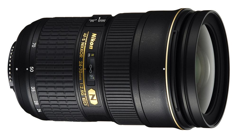 Vorstellung Standardzoom, Nikon AF-S 24-70mm f/2.8 G ED.