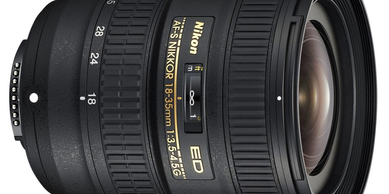 Nikon,objektiv