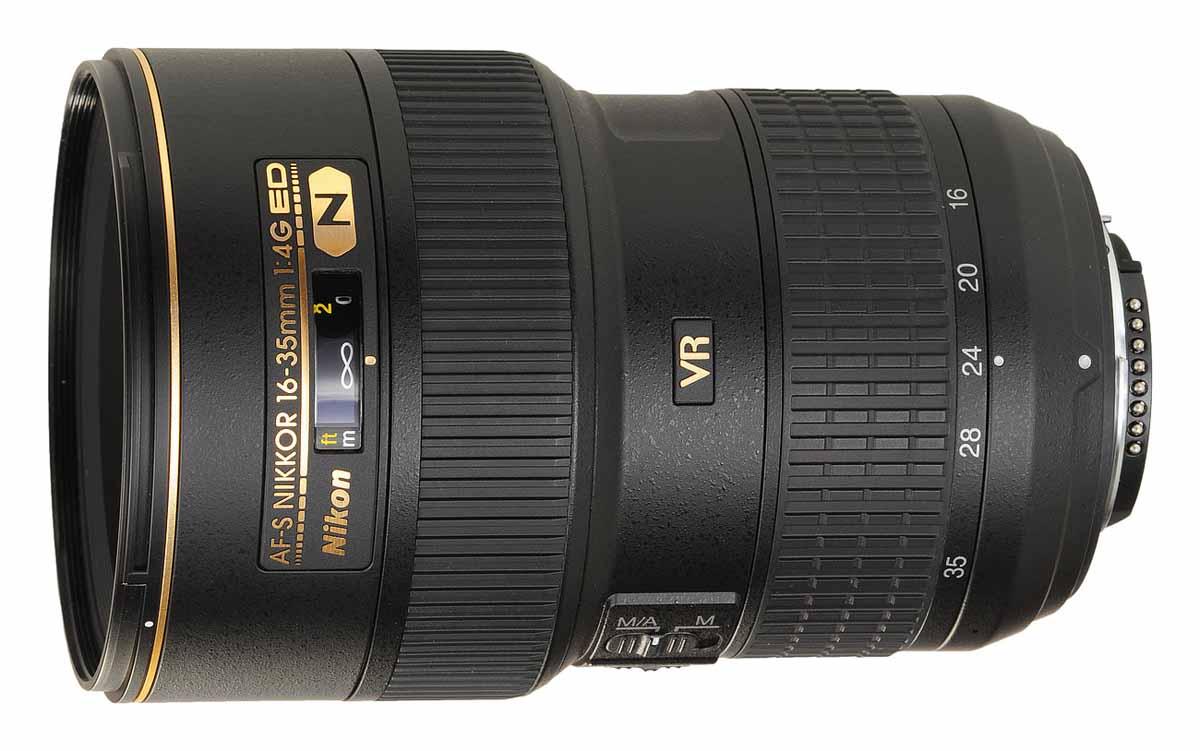 Nikon AF-S Nikkor 16-35mm 1:4G ED VR, Vorstellung.