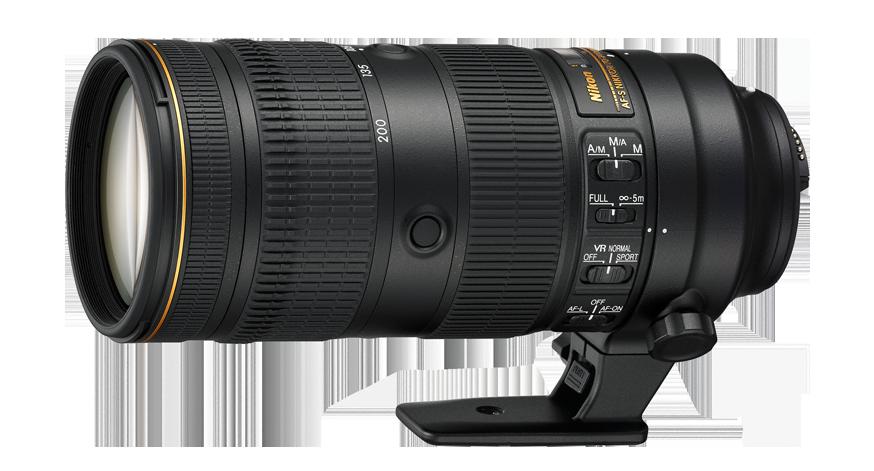 Telezoom Nikon AF-S Nikkor 70-200 mm 1:2.8E FL ED VR, Vorstellung!