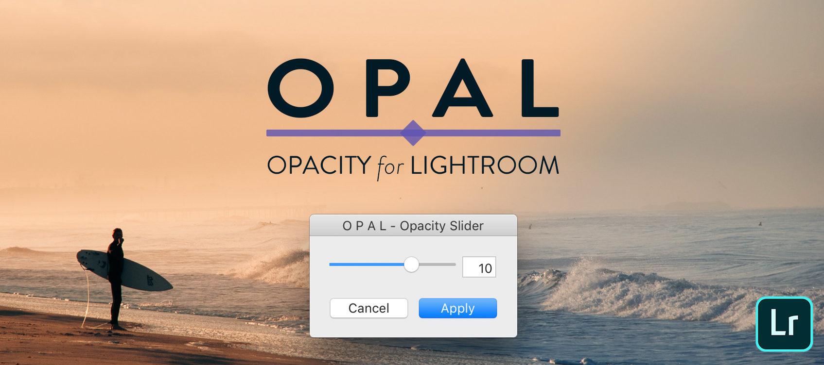 Lightroom Plug In; Opal, einfach und genial!