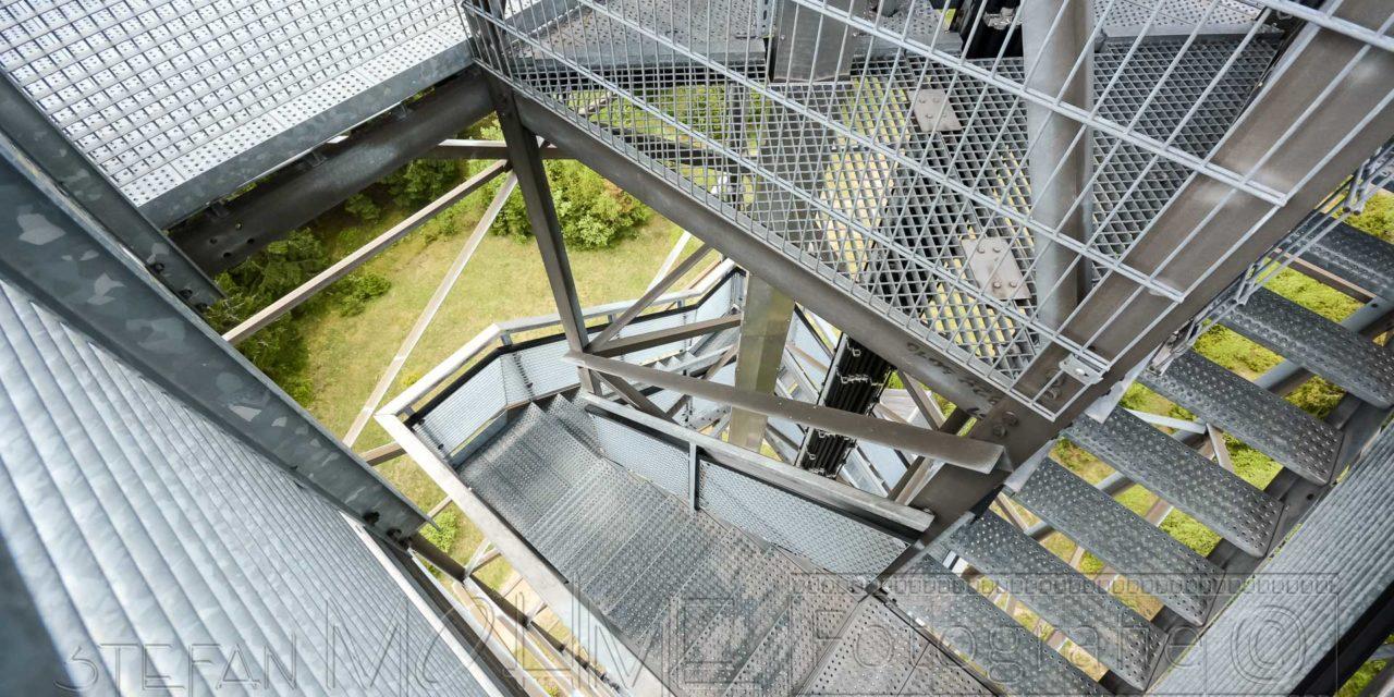 stahltreppe,treppe,nahaufnahme,turm
