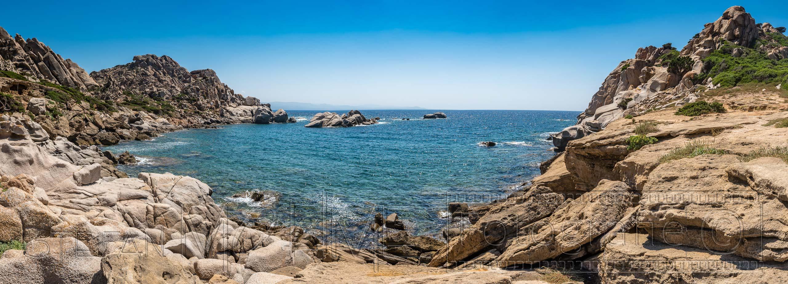 Capo Testa, Fotospaziergang auf Sardinien.