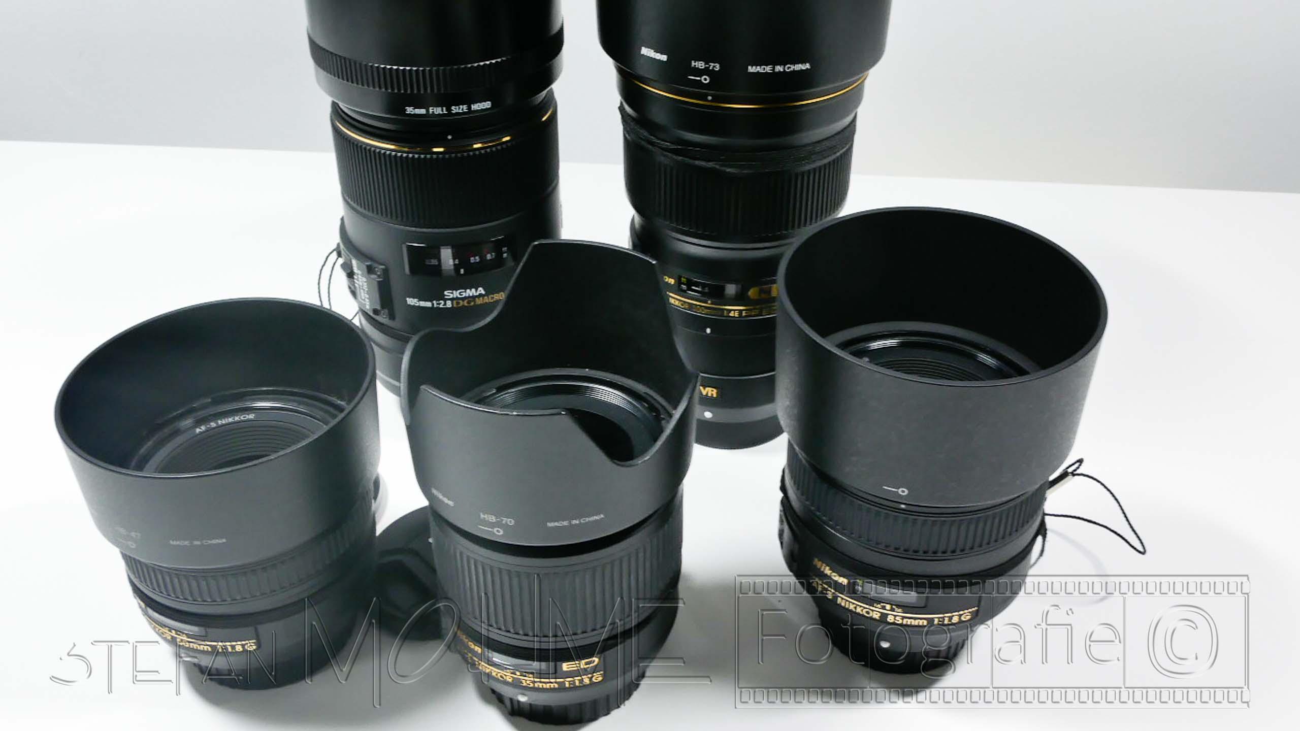 Festbrennweiten für Nikon Vollformat (FX), meine Empfehlungen!