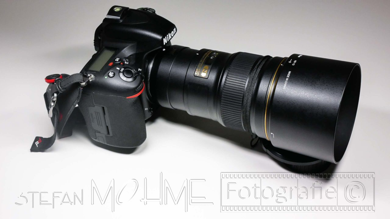 Nikon D750 Festbrennweite