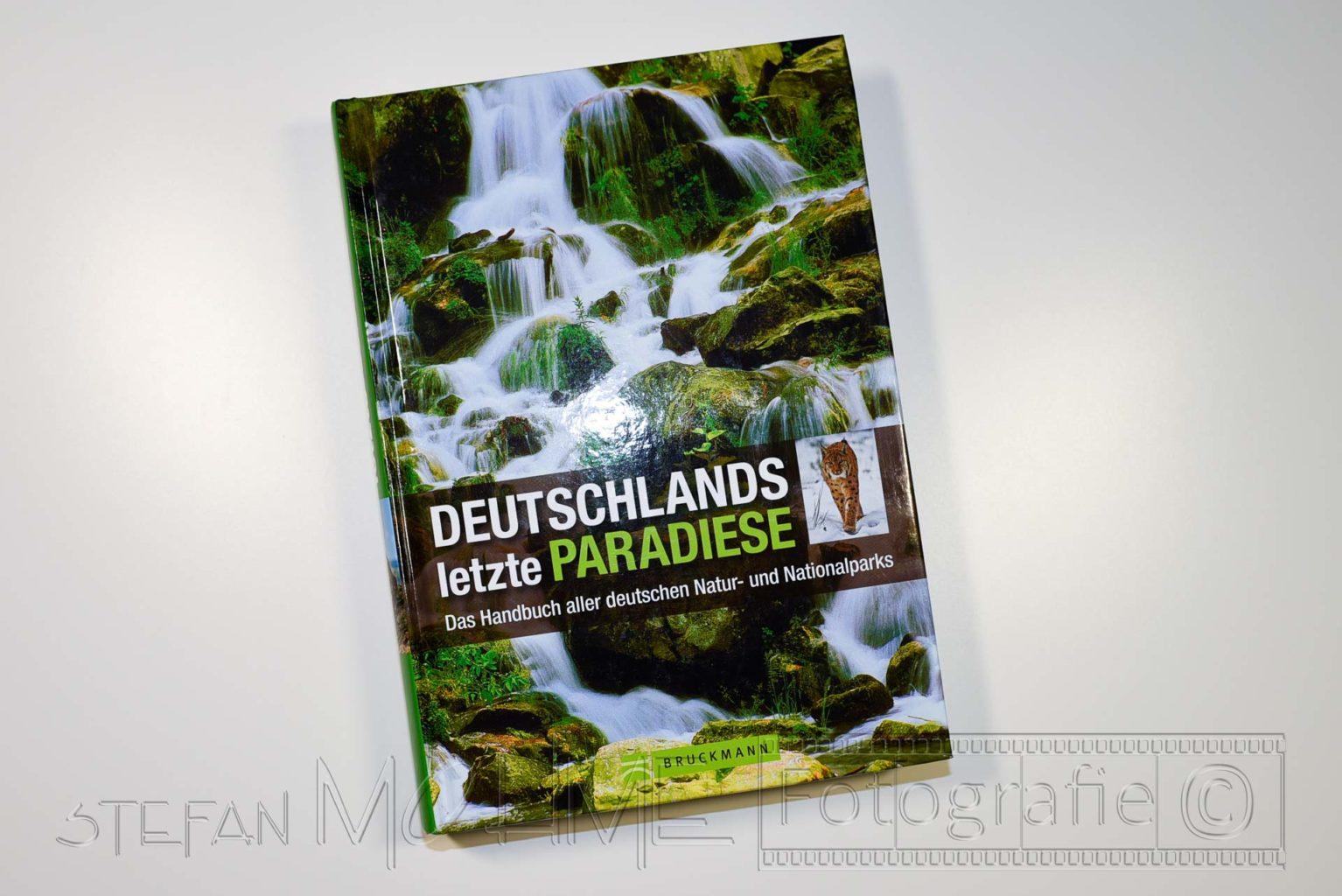 """Buchrezension; """"Deutschlands letzte Paradiese""""."""