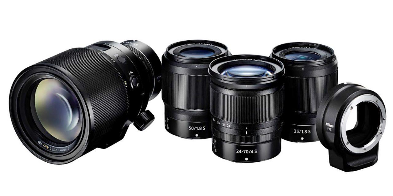 Nikons neue Objektivserie für das Z-System.