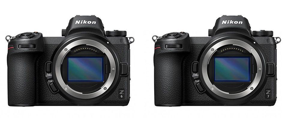 Nikon stellt spiegellose Vollformatkameras Z6 & Z7 vor!