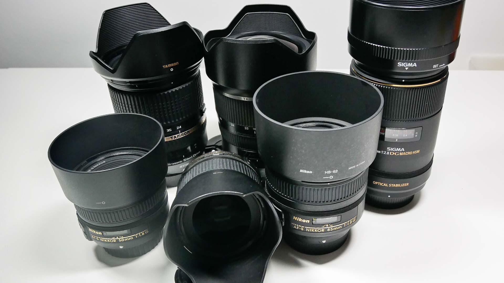 Festbrennweiten für Nikon APS C, meine Empfehlung.