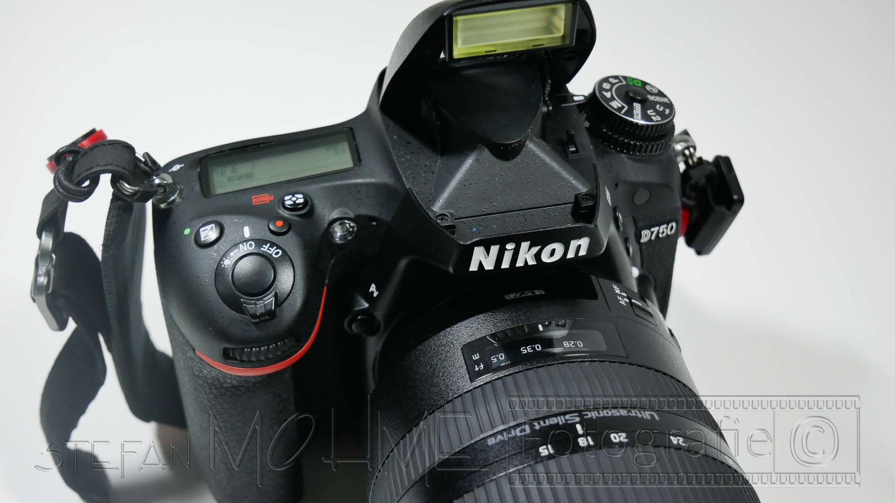 Blitz,Body,nahaufnahme,details,nikon,d750