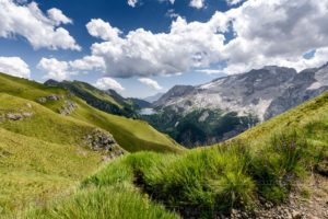 berge,alpen,dolomiten,himmel,wolken,natur,landschaft