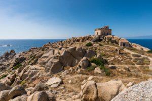 Sardinien,felsen,steine,kueste,meer,landschaft,natur,Leuchtturm