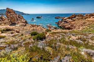 Kueste,meer,landschaft,sardinien,costa paradiso,,natur,felsen