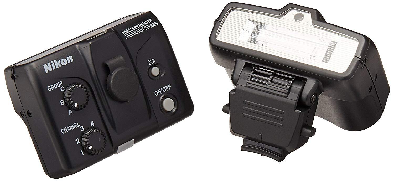 Vorstellung, Nikon R1 Makro – Blitzsystem.