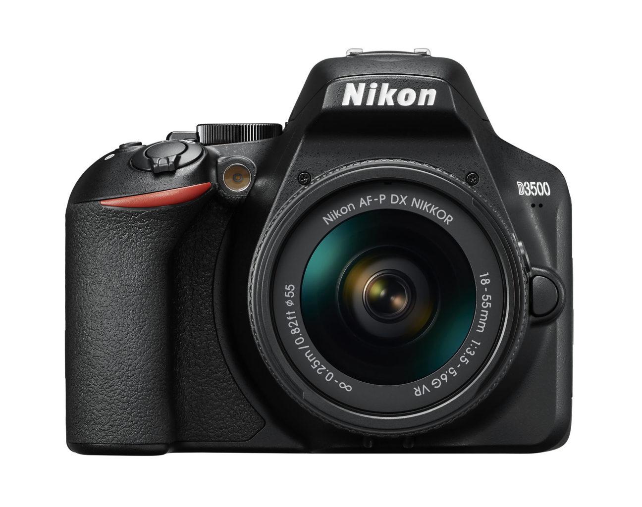 Vorstellung DSLR, Nikon D 3500.