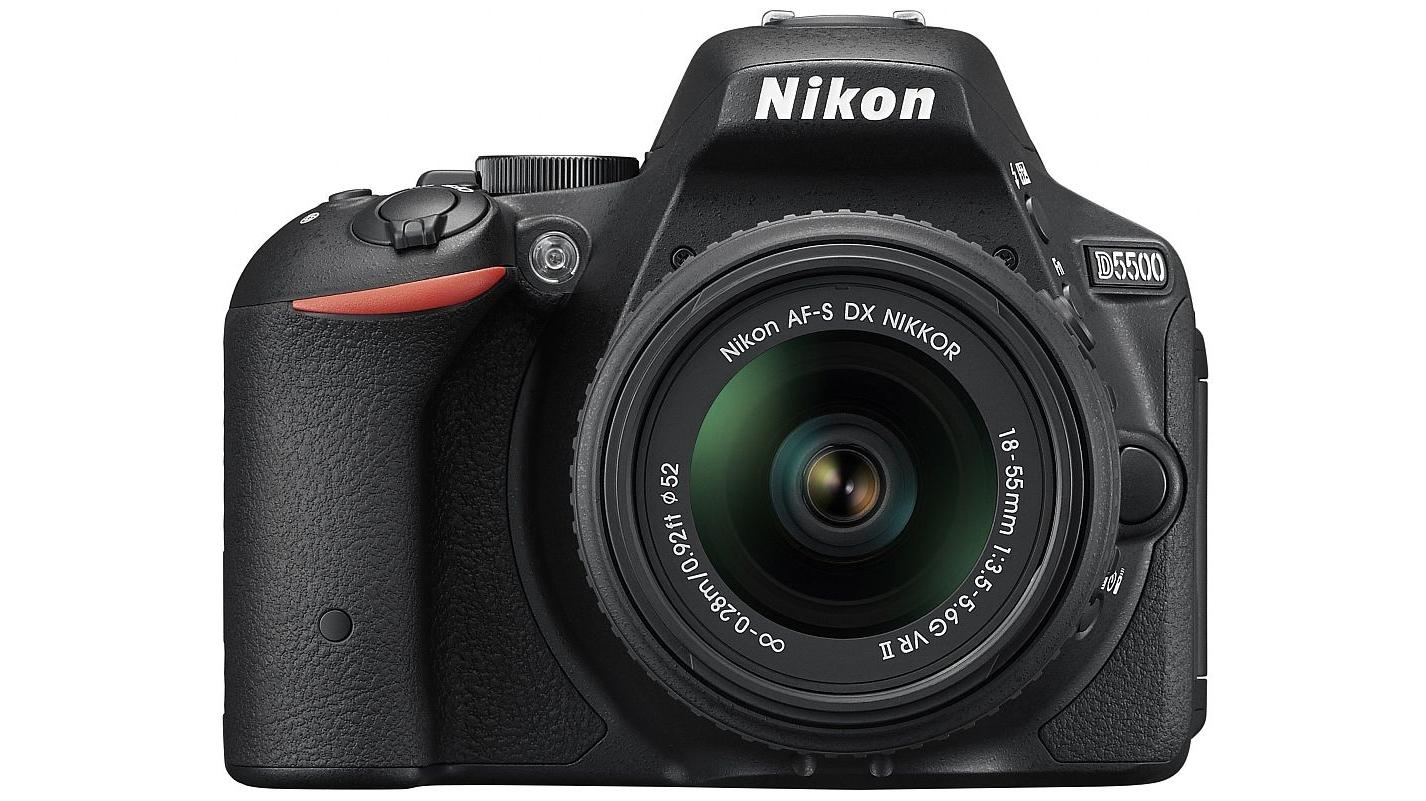 Vorstellung DSLR Nikon D5500.