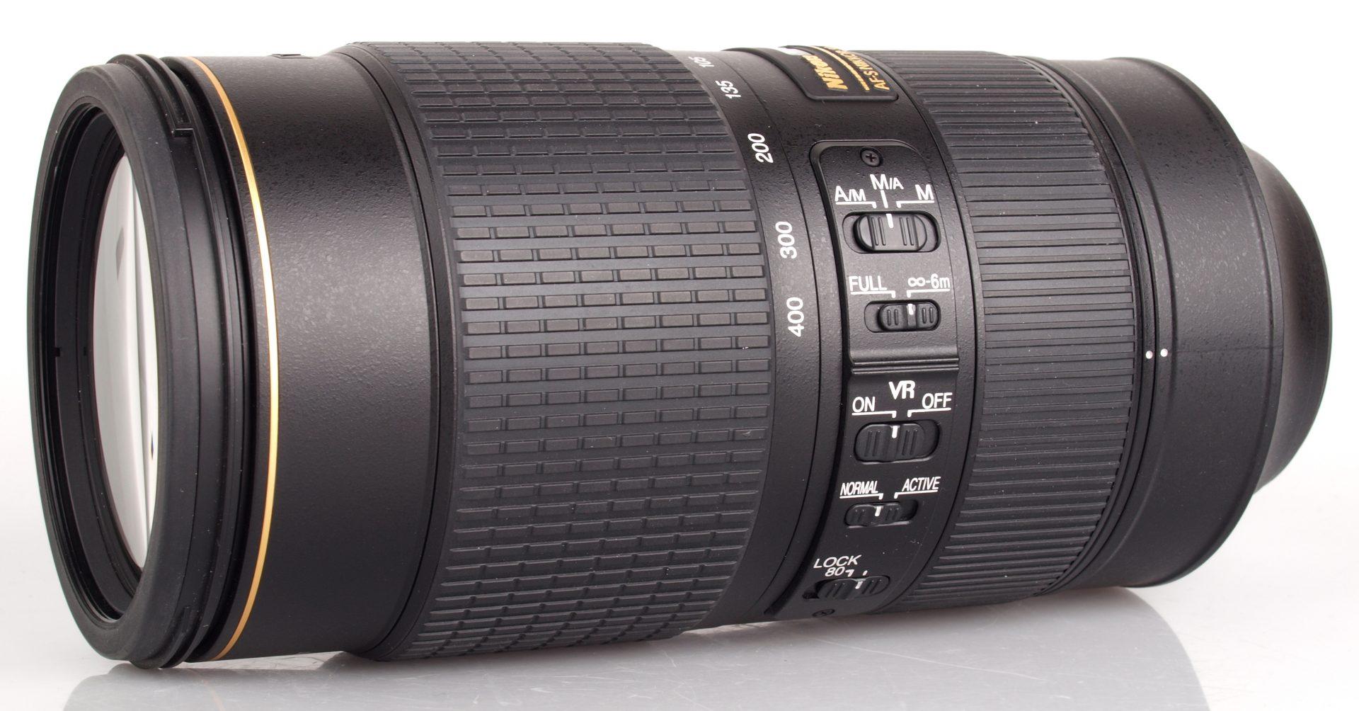 Vorstellung Telezoom Nikon AF-S 80-400 mm 4.5-5.6 G ED VR.